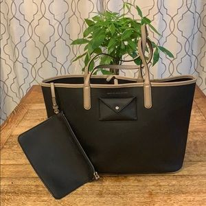 Authentic Marc Jacobs Large Black Tote